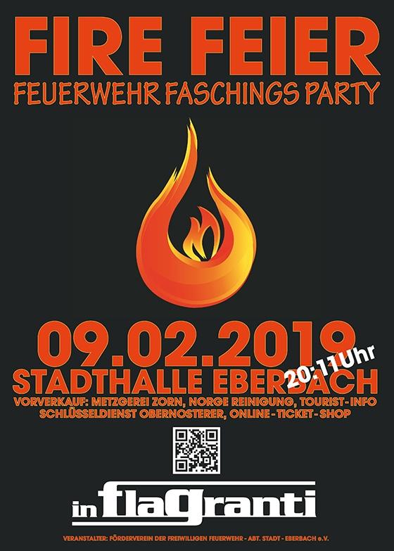 Feuerwehr Eberbach - FIRE FEIER