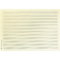 Notenpapier - DIN A4 quer 12 Systeme