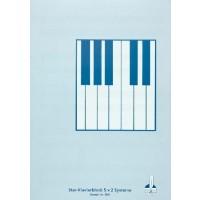 Klavierblock - Hoch 5 x 2 Systeme