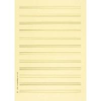 Arrangeur-Block-50 Blatt DIN A4 hoch 12S