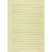 Arrangeur-Block-25 Blatt 28,5 x 40cm