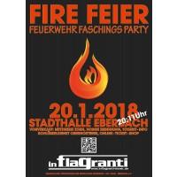 FIRE FEIER 2018 - Eintrittskarte