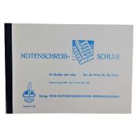 Noten - Schreibschule; Autor: Lorenz