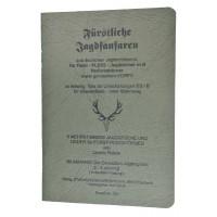 Jägermarschbuch;  Autor: Lorenz Rohde