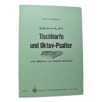 Schulwerk Tischharfe von Helmut Rebscher