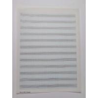 Transparent Bach hoch  m. Hilfslinien