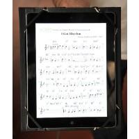 I Pad Folder - fürs Singen mit dem I Pad