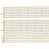 Arrangeur-Block-25 Blatt 42x29,7 cm