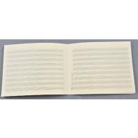 Notenpapier - Marsch quer 9 Systeme
