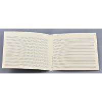 Notenpapier - Marsch quer 10 Systeme