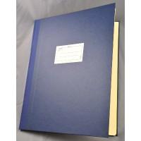 Notenschreibbuch handgeb. 12 Systeme 96