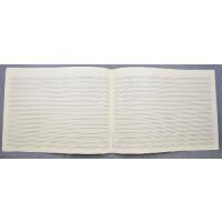 Notenpapier - Bach quer 16 systeme