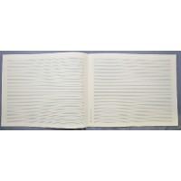 Notenpapier - Quart quer 20 Systeme