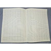 Notenpapier - DIN A3 hoch 30 Systeme