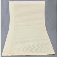 Notenpapier 42x68cm hoch 60 Systeme