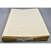 Notenpapier - DIN A 3 hoch 32 Systeme