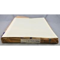 Notenpapier -A3 hoch 32 Sys, Hilfslinien
