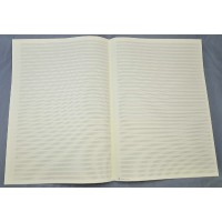 Notenpapier - DIN A3 hoch 36 Systeme