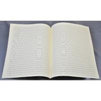 Notenpapier - Quart  hoch 28 Systeme