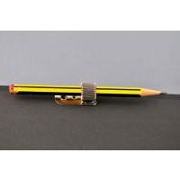 Genieteter Stifthalter für Notenmappen